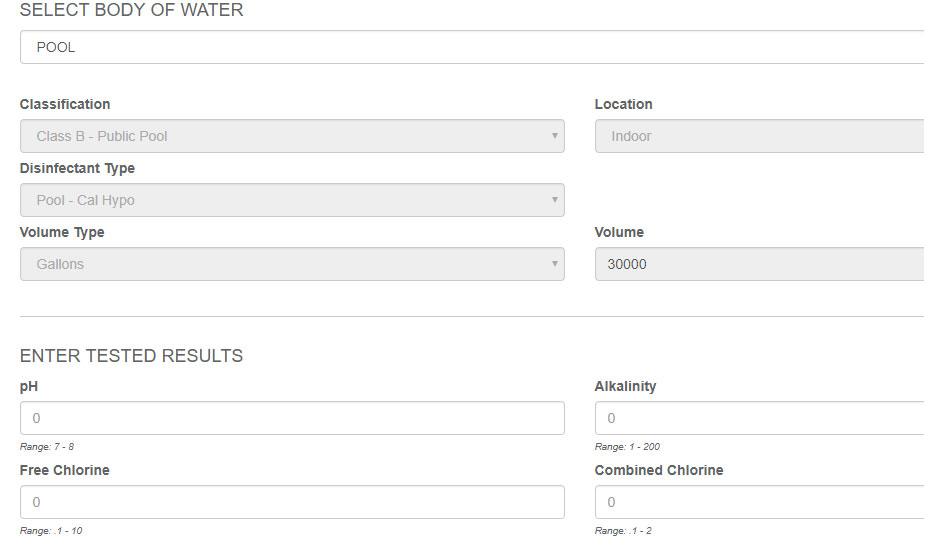 Aqua Balance™ Pool and Spa Program | Ecolab